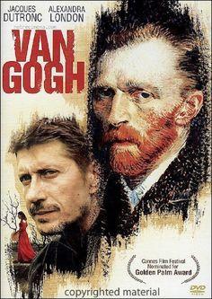 """308. """"Van Gogh"""" de  Maurice Pialat avec Jacques Dutronc, Alexandra London…                                                                                                                                                                                 Plus"""