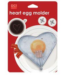 €9.90 DCi kananmunamuotti, sydän