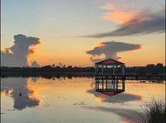 College Park Orlando, Reflection Photos, Cloud Photos, Sunrise, Clouds, Sky, Celestial, Outdoor, Heaven