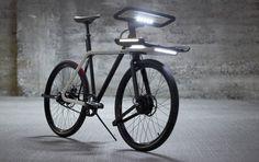 Cykeln The Denny vann designtävling -   Tjock / Garaget