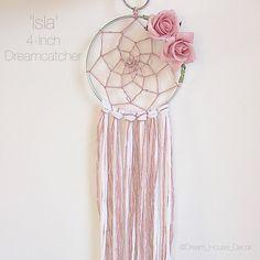 CUSTOM ORDER TIFFANNY Isla 4-inch Dreamcatcher by DreamHouseDecor1