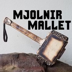 Picture of Mjolnir Mallet