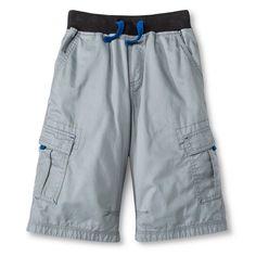 Boys' Cargo Elastic Short -