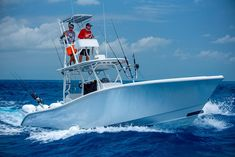 Whether you fish offshore or inshore, fresh or salt, we have the best articles for you learn more about fishing and the fishing community from your favorite pro anglers. Mako Boats, Center Console Fishing Boats, Offshore Boats, Boat Dealer, Sailboat Art, Offshore Fishing, Float Your Boat, Boat Building, Luxury Travel