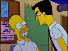 Homer's Enemy.