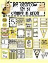 Bees Theme Classroom Decor for Beginning of Year product from Kreative-in-Kinder on TeachersNotebook.com