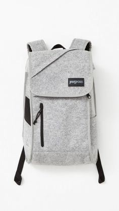 The Cool New Backpack Every It Girl Will Be Wearing Soon via @WhoWhatWear