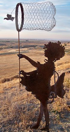 1443 Best Metal Yard Art Images On Pinterest Sculptures