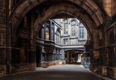 Hidden Manchester.. Eccentricity.