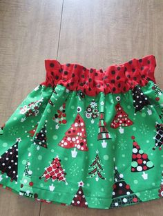 Can make cute skirts for OCC shoeboxes like these.