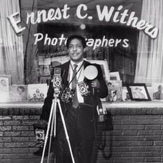 Pioneering photographer Ernest C. Withers is credited with capturing over 60 years of African American history in the segregated South, which include iconic images of the Montgomery Bus Boycott.    Withers was born in Memphis, Tennessee, to