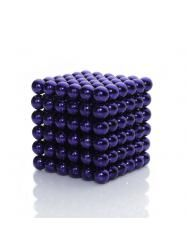216x5mm Violet Buckyballs Neocube Magnetic Balls Toys