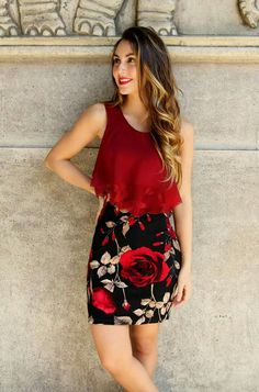 Floral dresses for women and girls are trending in spring and summer style dresses in Here are the best floral outfit ideas for women ideas. Cute Dresses, Beautiful Dresses, Casual Dresses, Short Dresses, Floral Dresses, Maxi Dresses, Floral Outfits, Woman Dresses, Skirt Outfits
