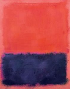 Pinturas de Mark Rothko!