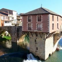 Millau, Aveyron, France - I walked past this everyday for months.