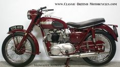 1955 Triumph 5T Speed Twin, Triumph Speed Twin 5T, Triumph motorcycle pictures, triumph motorcycles, classic british motorcycles, classic motorcycle pictures