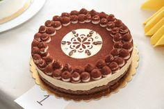 Mariannkonyha: Kókuszos café latte torta - cukormentesen