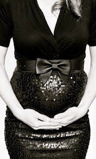 For my Christmas maternity pictures :)