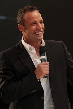 Oscar Pistorius, Photo by Global Sports Forum