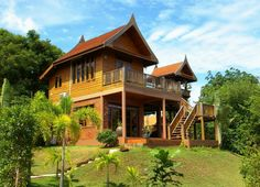 Thai Villa in Good Time Resort