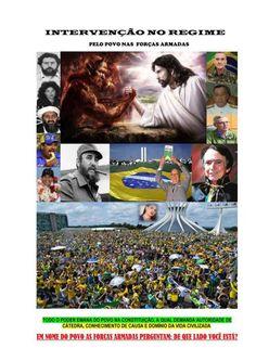 """Celio Ferreira AULA DE CIDADANIA DADA PELAS FORÇAS ARMADAS POR CELIO EVANGELISTA FERREIRA DO NASCIMENTO, ESCRIBA DA CONSTITUIÇÃO NO PATROCÍNIO DA INTERVENÇÃO CONSTITUINTE"""" PÚBLICO ALVO: SENADORES, …"""