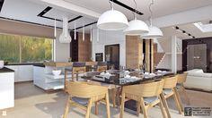 Kuchnia styl Nowoczesny - zdjęcie od APP TRENDY Autorska Pracownia Projektowa - Kuchnia - Styl Nowoczesny - APP TRENDY Autorska Pracownia Projektowa