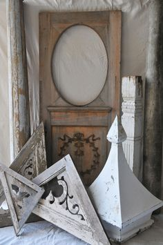 vintage architectural salvage items