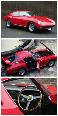 One of a kind $2 million dollar Ferrari 275 in unbelievable condition. #ThrowbackThursday