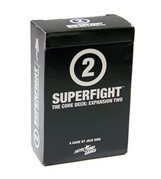 Superfight 9-Card Set Exclusive PAX West 2016