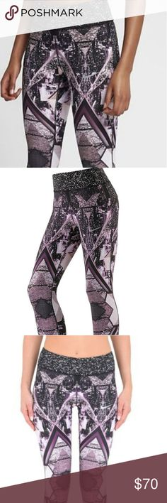 5a50451517220 Nike Women s Printed Running Tights SNUG SUPPORT. PERFECT STRETCH. The Nike  Power.Women s