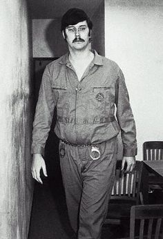 """Edmund Emil """"Big Ed"""" Kemper III, also known as """"The Co-ed Killer"""" - American serial killer and necrophile who was active in California in the early 1970s. He started his criminal life by murdering his grandparents when he was 15 years old. Kemper later killed and dismembered six female hitchhikers in the Santa Cruz area. He then murdered his mother and one of her friends before turning himself in to the authorities days later."""