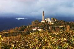 Beautiful Formeniga, my home village..a very nice place to visits in Conegliano hills. #prosecco www.vinidianteo.it