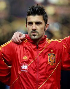 David Villa - Spain