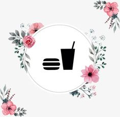 10 bright floral covers - Free Highlights covers for stories<br> Story Instagram, Instagram Logo, Tumblr Wallpaper, Iphone Wallpaper, Instagram Background, Insta Icon, Instagram Highlight Icons, Story Highlights, Cover