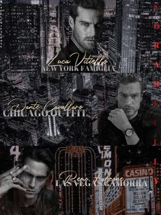 Born in blood - Camorra: Luca Vitiello, Dante Cavallaro and Remo Falcone. Book Aesthetic, Character Aesthetic, Mafia, Books To Read, My Books, Bound By Honor, Cora Reilly, Book People, Book Boyfriends