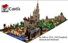 Lowlug castle layout at Fanwelt - http://www.1pic4u.com/blog/2014/07/16/lowlug-castle-layout-at-fanwelt/