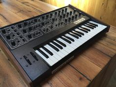 MATRIXSYNTH: Sequential Circuits Pro One vintage mono synth