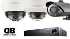 A Samsung Wisenet, marca adquirida pelo grupo coreano Hanwha Techwin America…