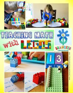 L01 - Teaching Math with Legos