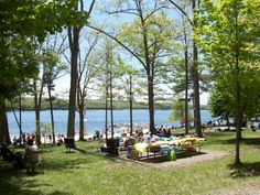 Memorial Day 2014, Deep Creek Lake State Park, McHenry, Maryland