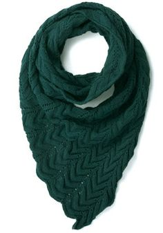 Teal Me Everything Circle Scarf 31.99, #ModCloth