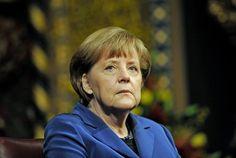 Krim-Krise: Merkel wirft Putin Verletzung des Völkerrechts vor - SPIEGEL ONLINE