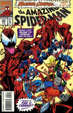The Amazing Spider-Man (Vol. 1) 380 (1993/08)