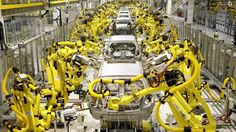This is where robots will be most likely to take your job