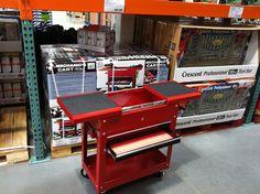 Tool Cart, Wood Tools, Tool Storage, Popcorn Maker, Rolls, Woodworking, Kitchen Appliances, Homemade, Ideas