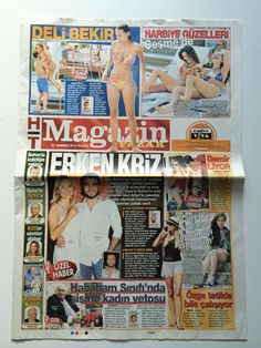 HaberTürk Magazin 20.07.2014