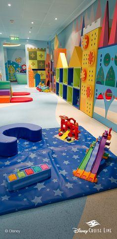 It's A Small World Nursery | Disney Dream, Disney Fantasy & Disney Magic