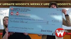 Wow Woody's - Watch the Woody's Weekly Update 57