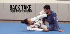 Back Take   Inverted Guard  #Drub #BJJ #Judo #WBJJ #Jiujitsu #Brazilianjiujitsu