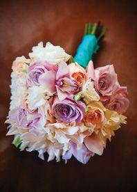 A gorgeous bouquet by Celebrations by Silvia, Amanda Rockafellow Photography #Tucson #Wedding #Bouquet